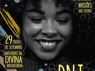Dia Nacional da Juventude (DNJ) de Curitiba contará com dois grandes momentos