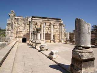 Faça esta incrível peregrinação virtual a Cafarnaum, local dos milagres de Jesus