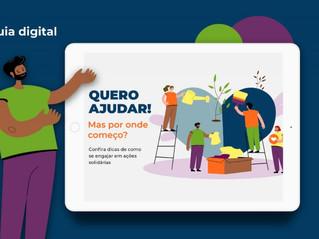 Dia Nacional do Voluntariado: cartilha reúne dicas de como se engajar em ações solidárias
