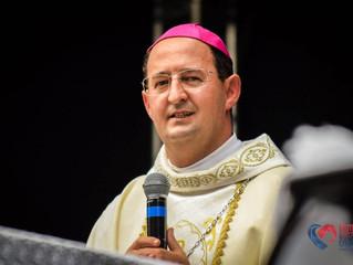 Dom Francisco Cota é nomeado bispo de Sete Lagoas (MG)