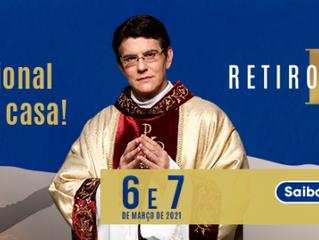 IX Retiro Nacional Evangelizar É Preciso acontece nos dias 6 e 7 de março