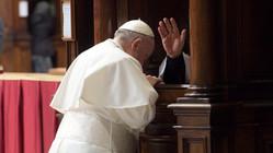 Sacramento da reconciliação é tema de oração do Papa em março