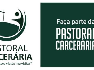 Faça parte da Pastoral Carcerária: encontro de formação dia 5/10