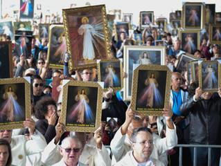 FESTA DA MISERICÓRDIA - Divina Misericórdia fonte de milagres e prodígios