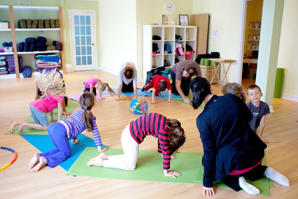 jeu de posture de yoga