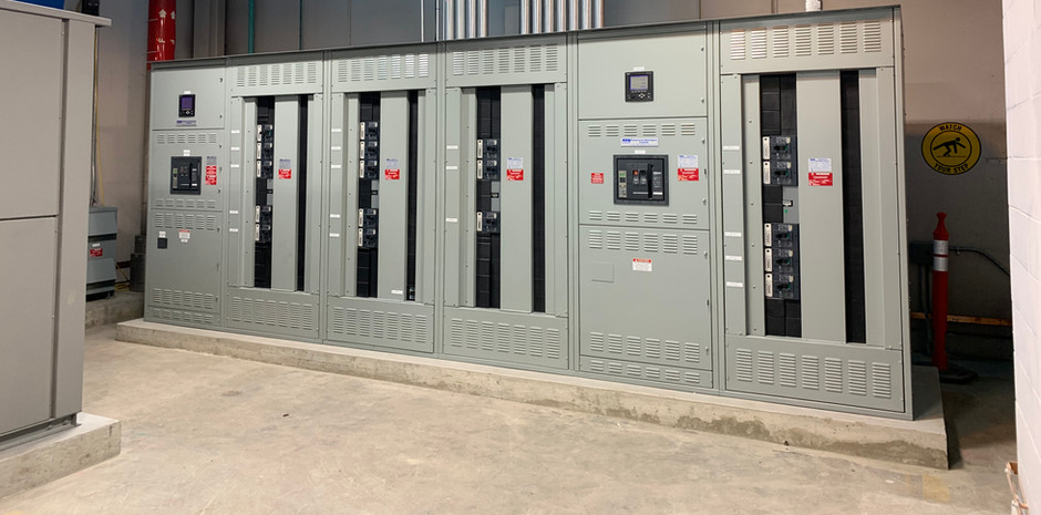 New 2000A Switchboard