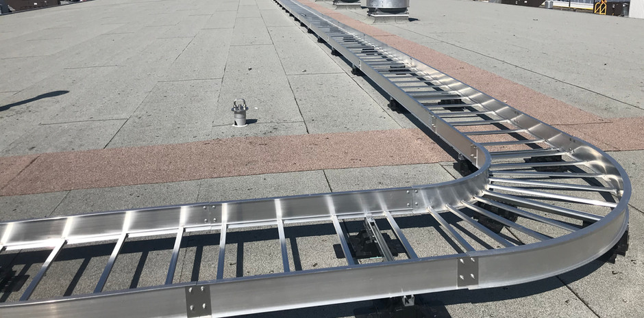 Cable Tray for new Feeders