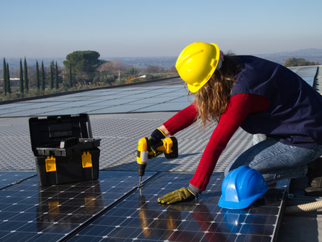 Green Jobs & Clean Energy Workforce Development