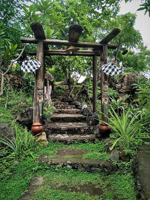 Yogic Heart retreat Bali 12-21 dec 2021