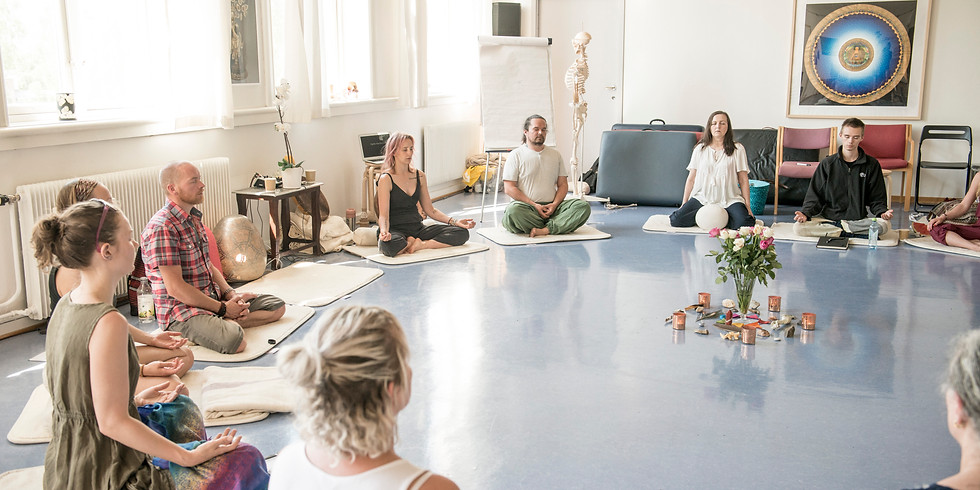 Craniosacral study program Stavanger, module 1-6 2019