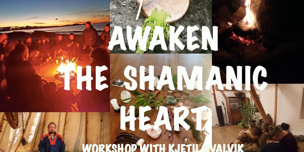 Awaken the shamanic heart - Oslo