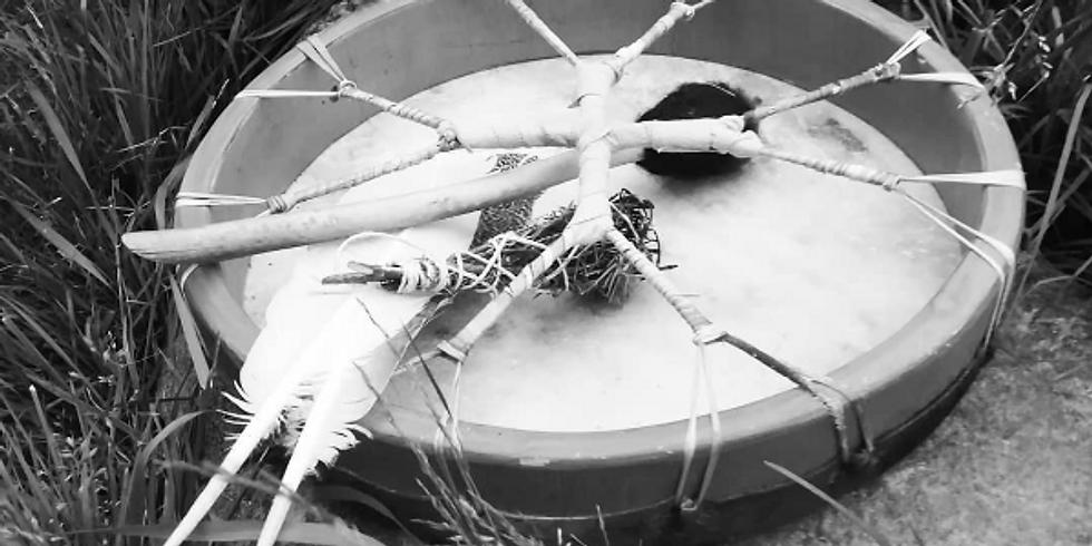 Sjamanistisk trommereise m/ Kjetil Kvalvik
