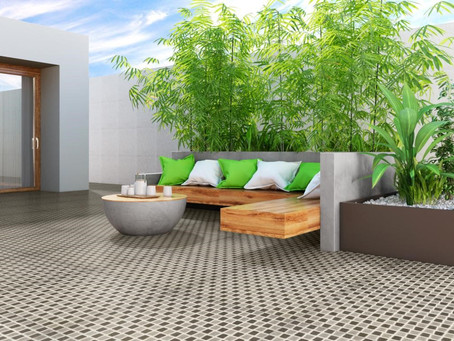 Quais são os melhores tipos de pisos para casa na praia?