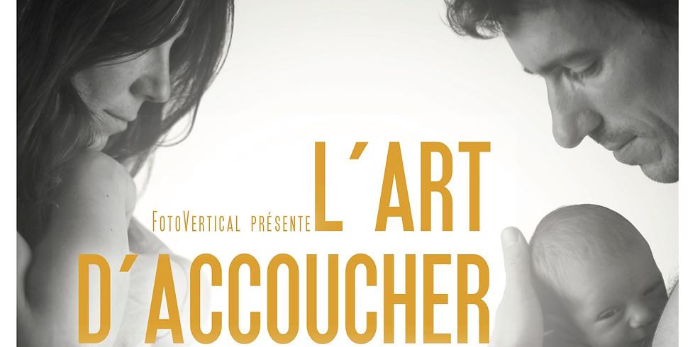 """Ciné-rencontre """"L'ART D'ACCOUCHER"""""""