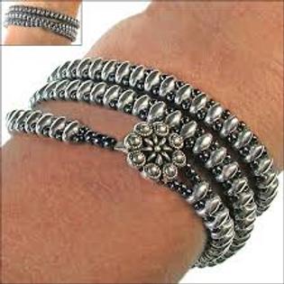 Superduo Wrap Bracelet