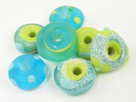 Basic Lampwork Beads