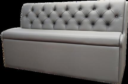 Grey Hairdresser Chair