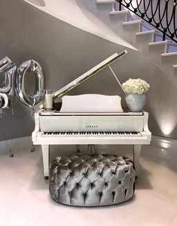 Large Piano Stool