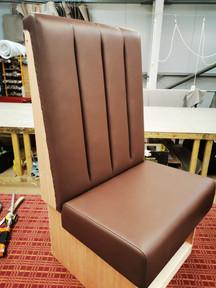 High Back Restaurant Chair