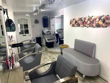 Phoebe's Salon Interior