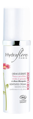 Hydraflore Lightness Cream / Combination to Oily Skin - 40ml