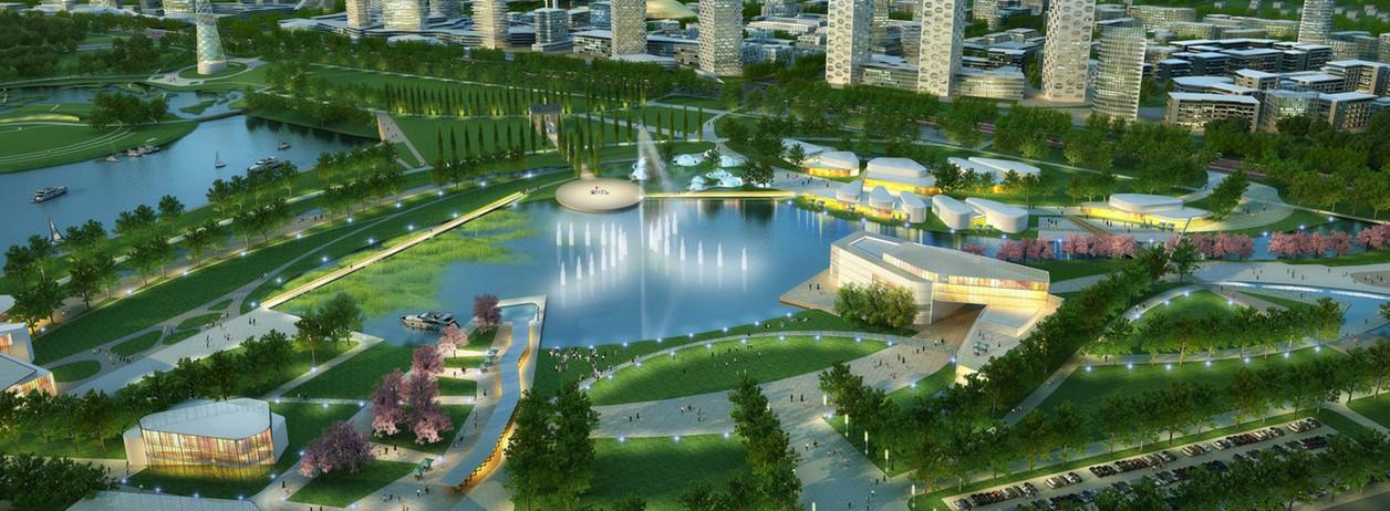 Ta Meri City Development