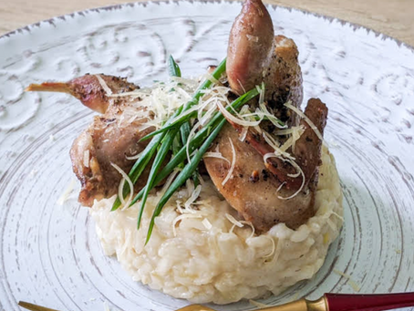 Quail with Sherry Sauce Recipe