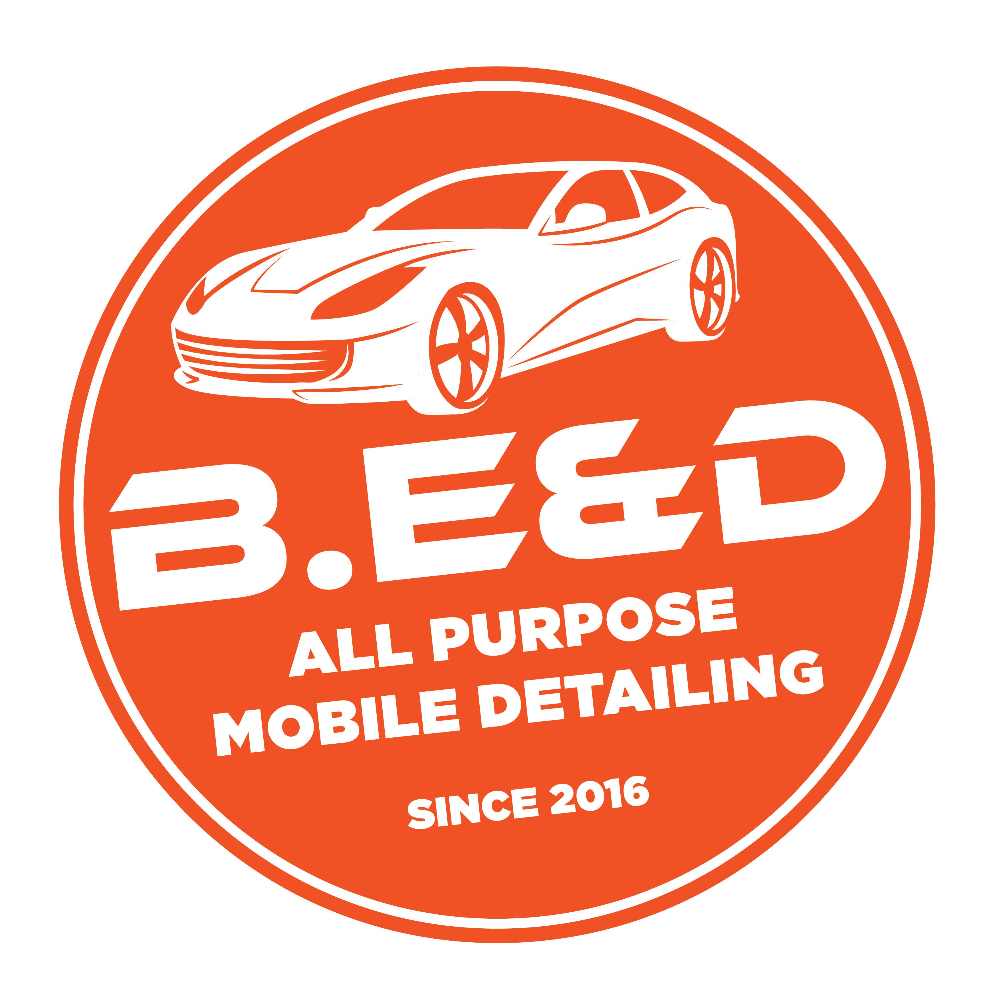 B.D&E Logo Redesign