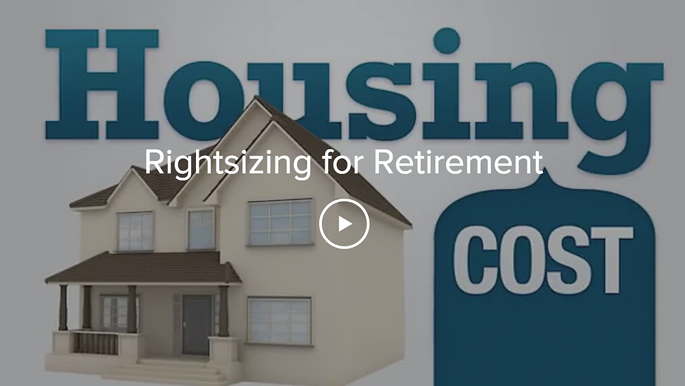 Rightsizing for Retirement - What Does Your House REALLY cost?