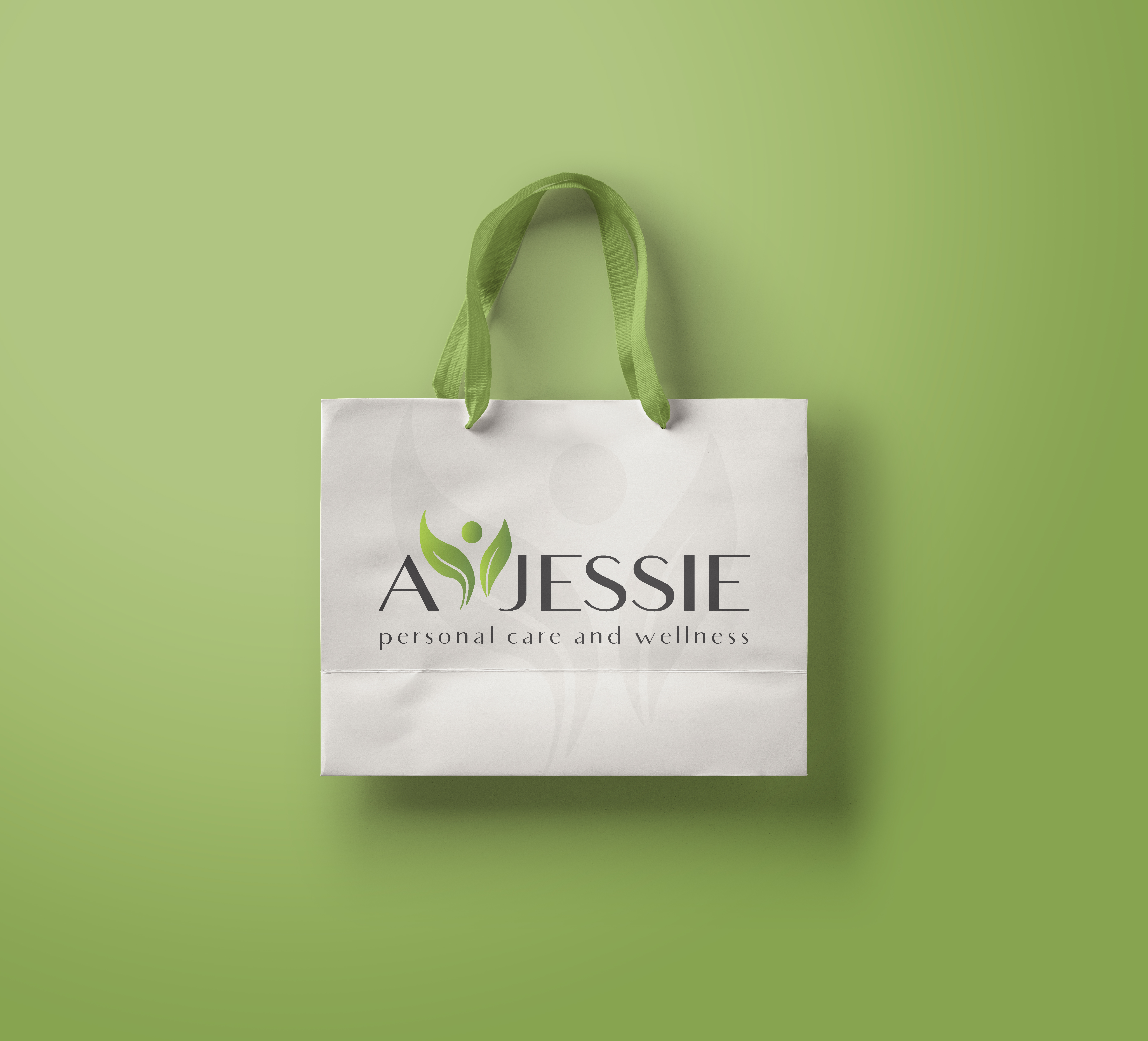 A. Jessie custom shopping bag