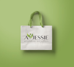 A. Jessie custom shopping bag