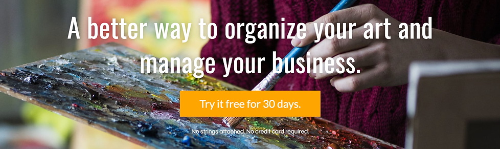 Artwork Archive - A better way to organize yur art and manage your business. Try 30 Days Free.