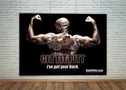 Get Fit Pitt - I've got your back