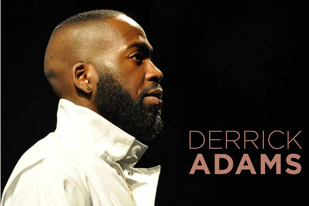 Visual Artist Derrick Adams