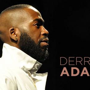 Derrick Adams' artwork tells the stories of the African American urban experience