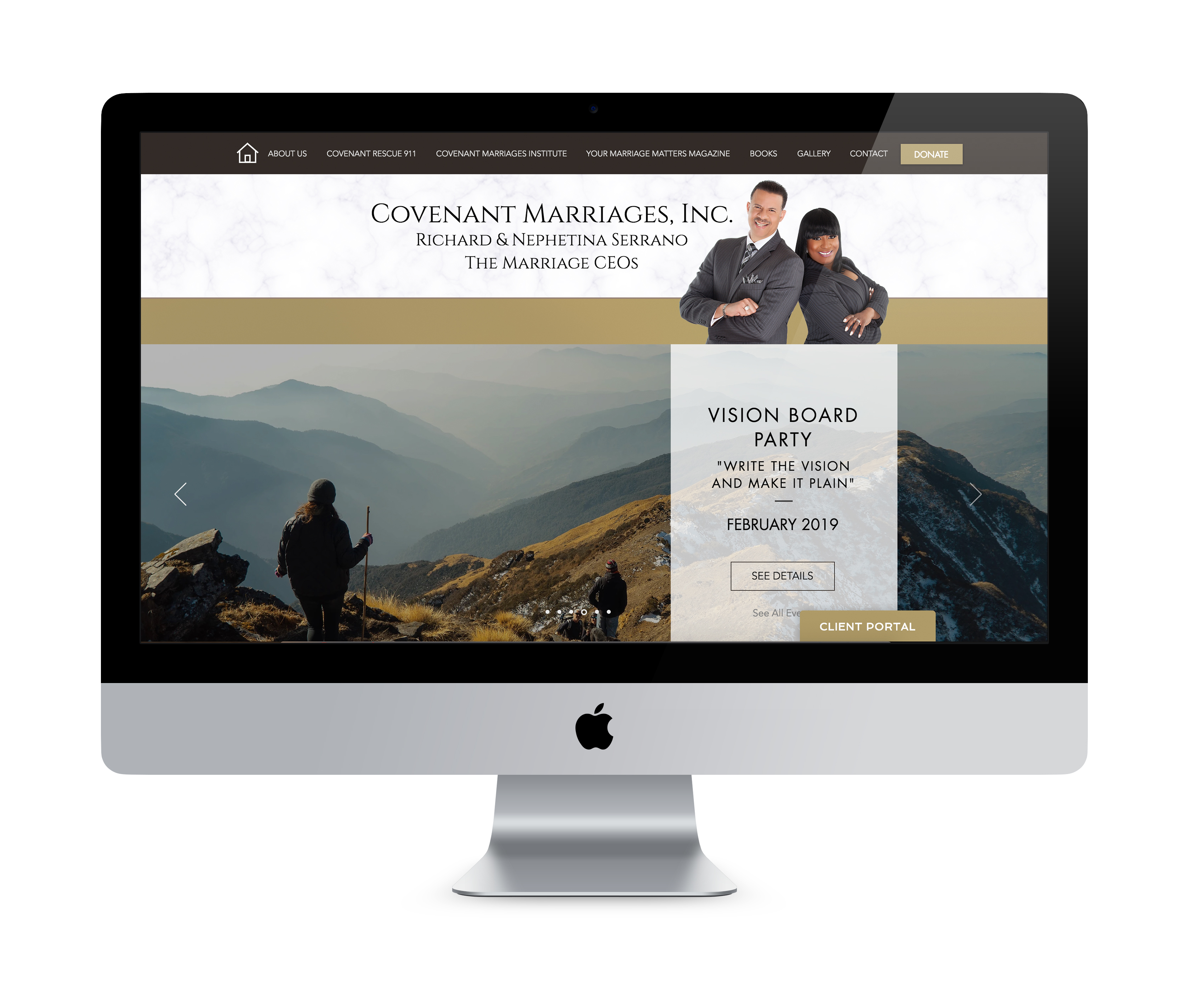 Covenant Marriages, Inc.