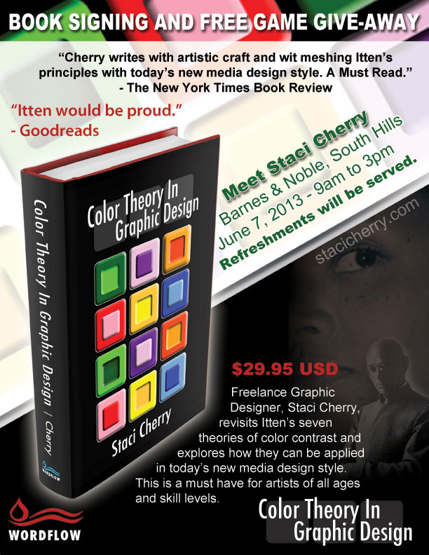 Book Cover/Promo Flyer Design