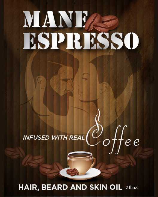 Mane Espresso® Package Design