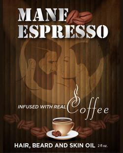Mane Espresso® Package Design