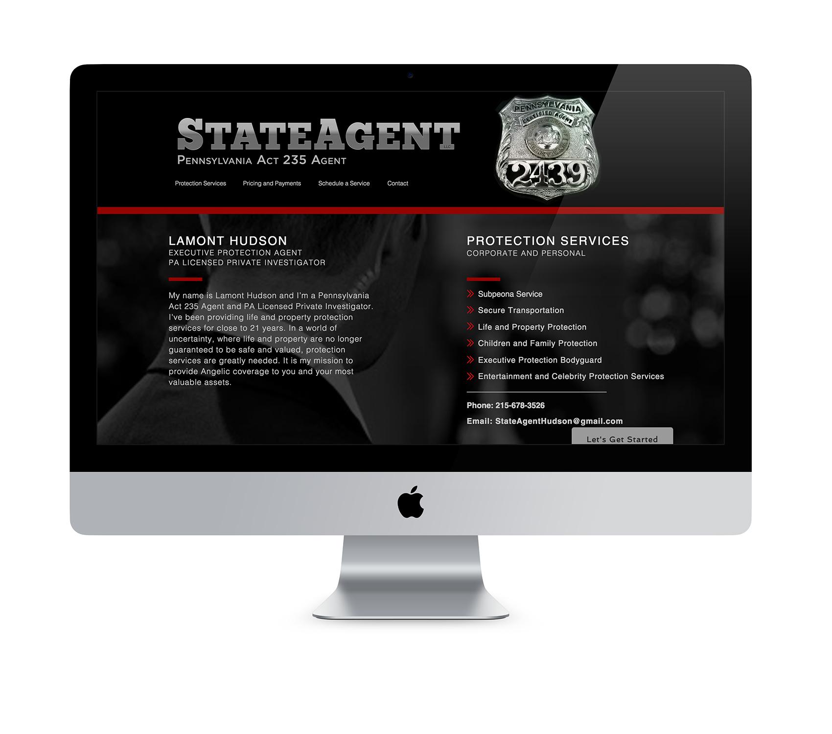 PA State Agent Lamont Hudson