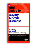 Buying A Small Business