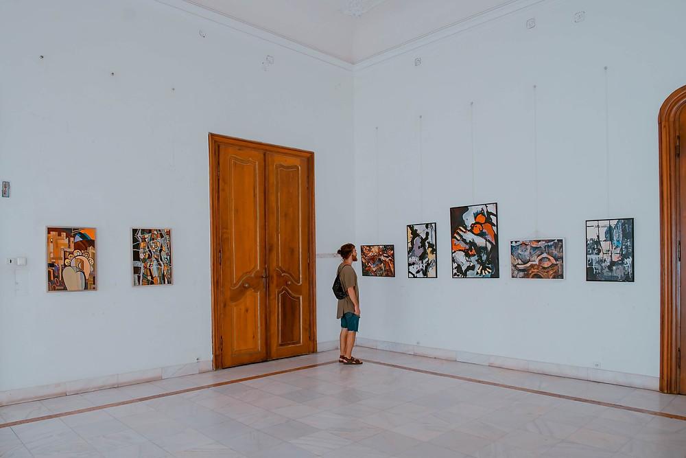 private art museum