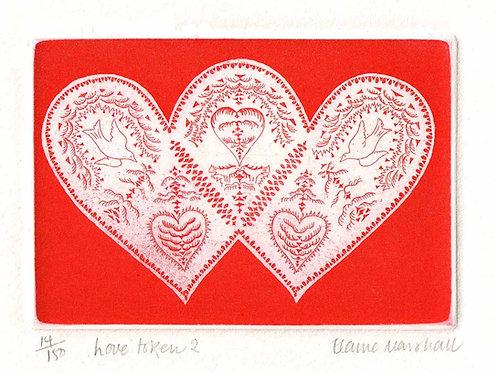 Elaine Marshall - Love Token