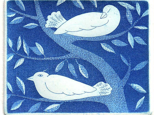 Elaine Marshall - Two Turtle Doves