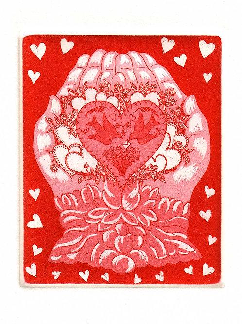 Elaine Marshall - Gift of Hearts