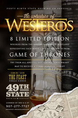 Whiskies of Westeros Promo poster