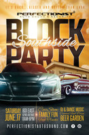 2017 Block Party promo poster