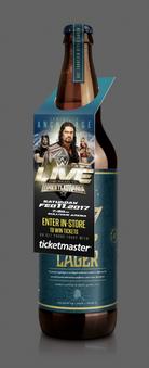 WWE cross promo bottle collars