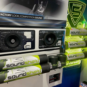 Car-Tunes, Inc. offers three different levels of SoundShield implementation, but the key to starting the conversation is a great display.