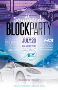 2019 Block Party promo poster